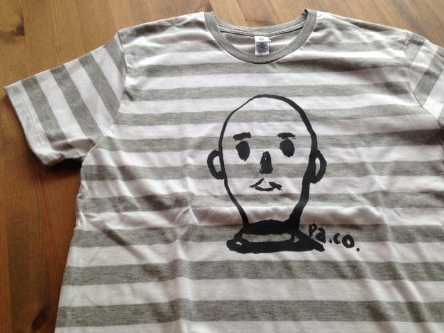 パコ展Tシャツ